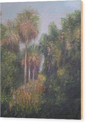 Margorie Kinnan Rawlings State Park Wood Print