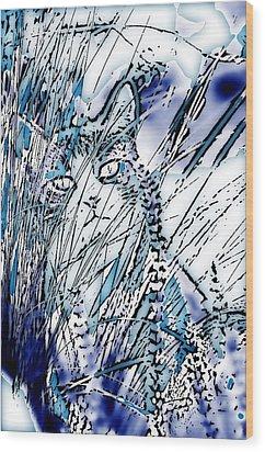 Wood Print featuring the photograph Matuvu by Selke Boris