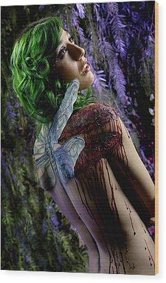 Metamorphosis Wood Print by Adam Chilson