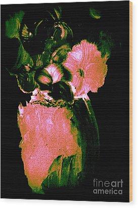 Midnight Visit Wood Print by Bill OConnor