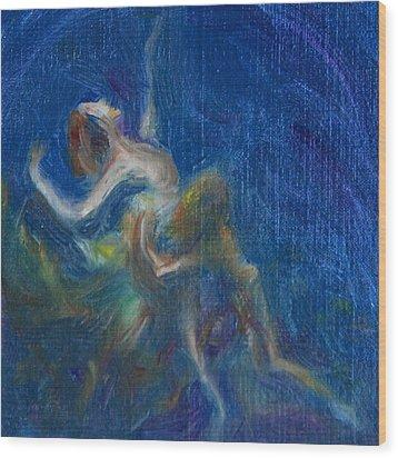 Midsummer Nights Dream Wood Print by Quin Sweetman