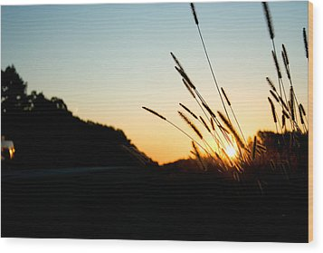 Wood Print featuring the photograph Missouri Morning by Jon Emery