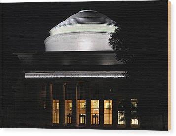 MIT Wood Print by Juergen Roth
