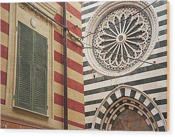 Monterosso Al Mare  Cinque Terre Wood Print