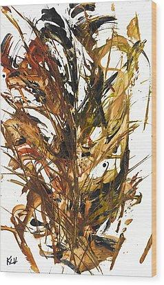 Mornings's Liquid Sunshine 11.030411 Wood Print