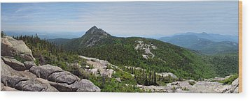 Mount Chocorua From The Sisters Wood Print