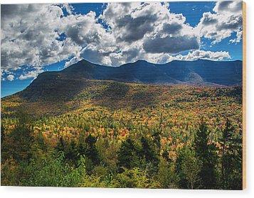 Mount Osceola 1 Wood Print