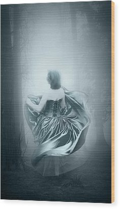 Mrs G Wood Print by Svetlana Sewell
