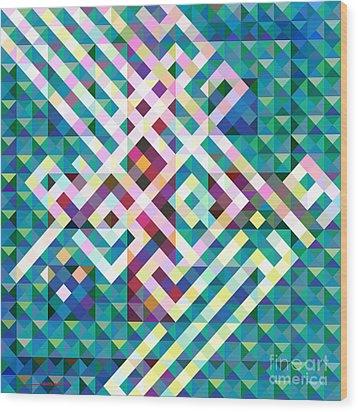 Muhammad Wood Print