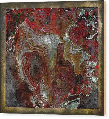 Nadirs Radirs Wood Print