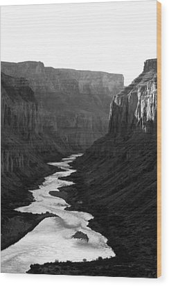 Wood Print featuring the photograph Nankoweap Grand Canyon by Atom Crawford
