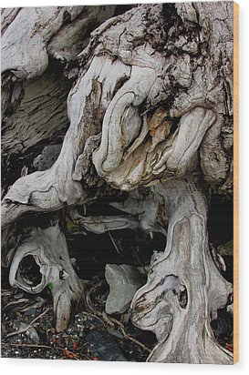 Narley Wood Print by Will Boutin Photos