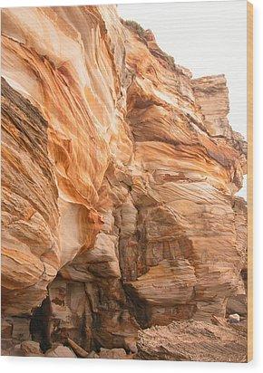 Natural Rock Wood Print