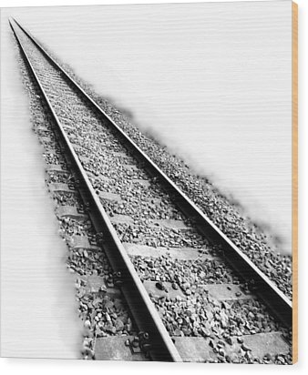 Never Ending Journey Wood Print by Marianna Mills