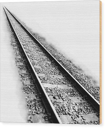 Never Ending Journey Wood Print