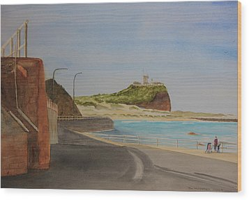 Newcastle Nsw Australia Wood Print