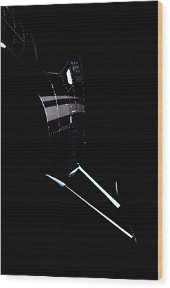 Night 66 Wood Print by Paul Job