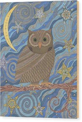 Night King Wood Print