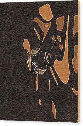 Nike Wood Print by HollyWood Creation By linda zanini