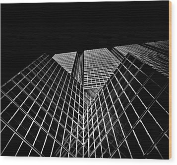 No 150 King St W Toronto Canada Wood Print by Brian Carson