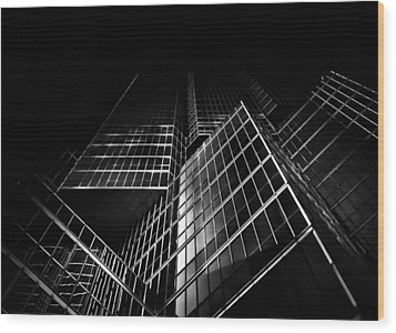 No 200 King St W Toronto Canada Wood Print by Brian Carson