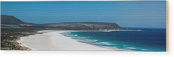 Noordhoek Beach Panorama Wood Print