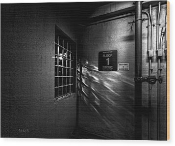 North Floor 1 Wood Print by Bob Orsillo