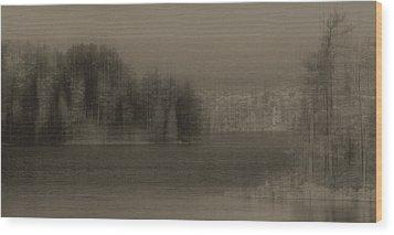 North Wood Print by Jim Vance