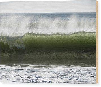 Ocean Palette Wood Print