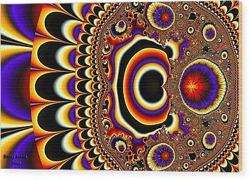 Ohana Wood Print