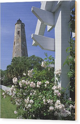 Old Baldy - Fm000078 Wood Print