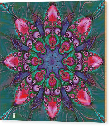 Ooh La La Wood Print by Jim Pavelle