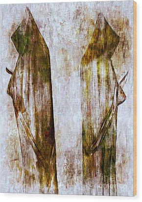 Opus Dei Wood Print