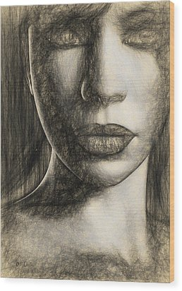 Oracle Wood Print by Bob Orsillo