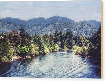 Oregon Views Wood Print by Melanie Lankford Photography