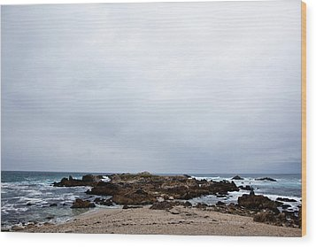 Pacific Horizon Wood Print