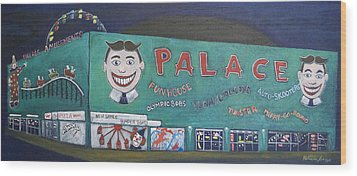 Palace 2013 Wood Print