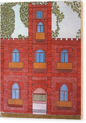 Palacio Wood Print