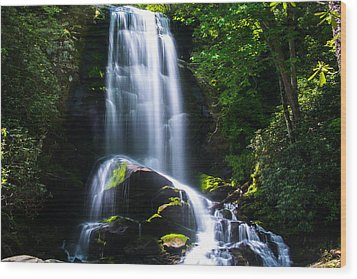 Wood Print featuring the photograph Paradise by Serge Skiba