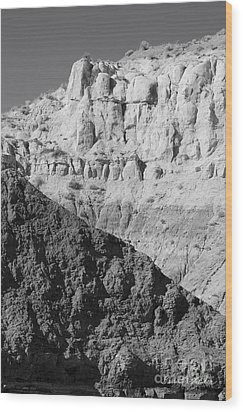 Paria Utah I Wood Print by Dave Gordon
