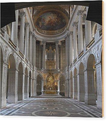 Paris France - 011310 Wood Print by DC Photographer