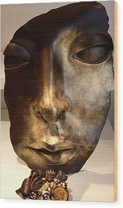 Parisian Delight Wood Print
