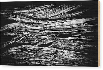 Passages Wood Print by Steven Milner