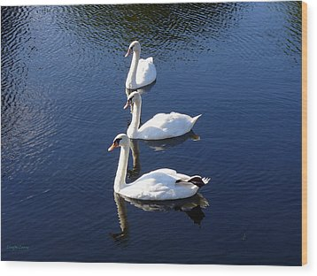 Wood Print featuring the photograph Perfect Family Gathering by Lingfai Leung