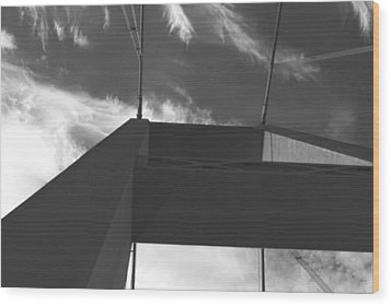 Perspective Wood Print