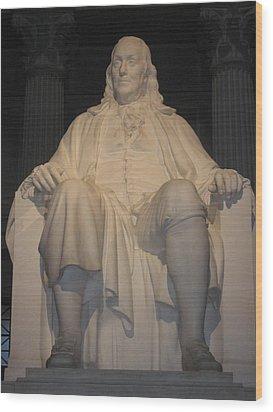 Philadelphia Pa - 12121 Wood Print by DC Photographer