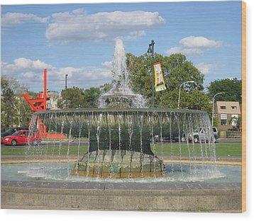Philadelphia Pa - 121237 Wood Print by DC Photographer