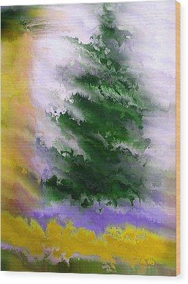 Pinehurst 119 Wood Print