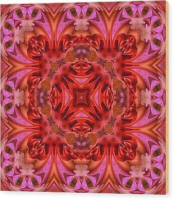 Pink Perfection No 2 Wood Print