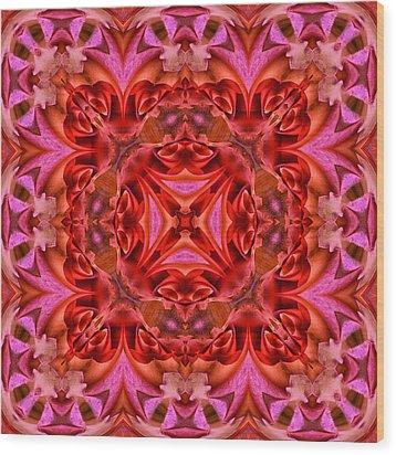 Pink Perfection No 3 Wood Print